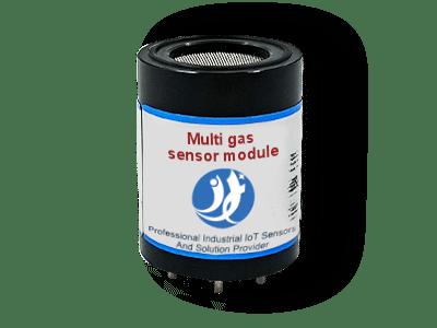 Multigas sensor module
