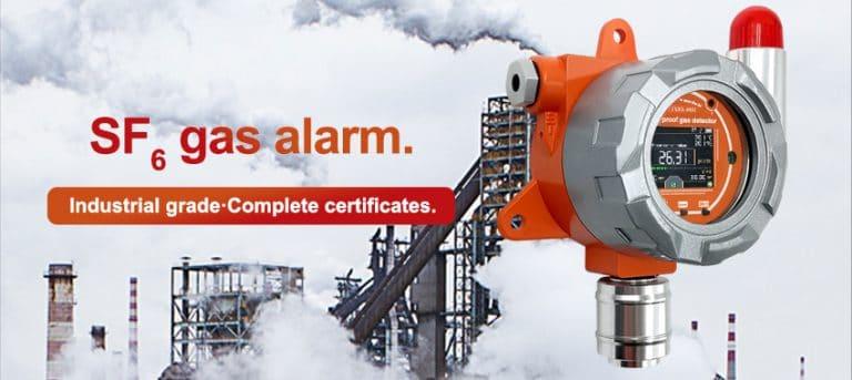 sf6 gas detector