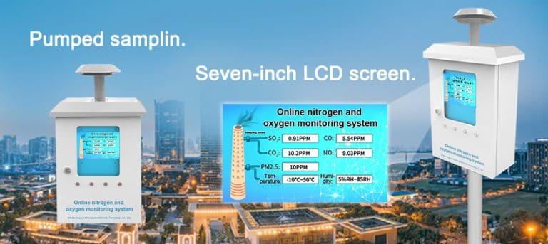 nitrogen dioxide monitor