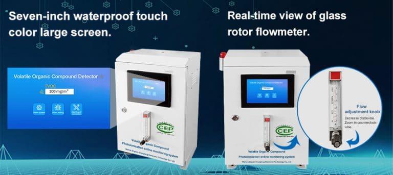 air monitoring system