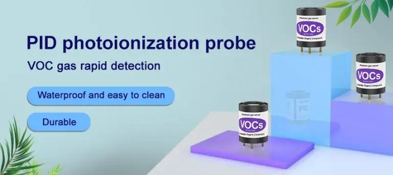PID photoionization probe